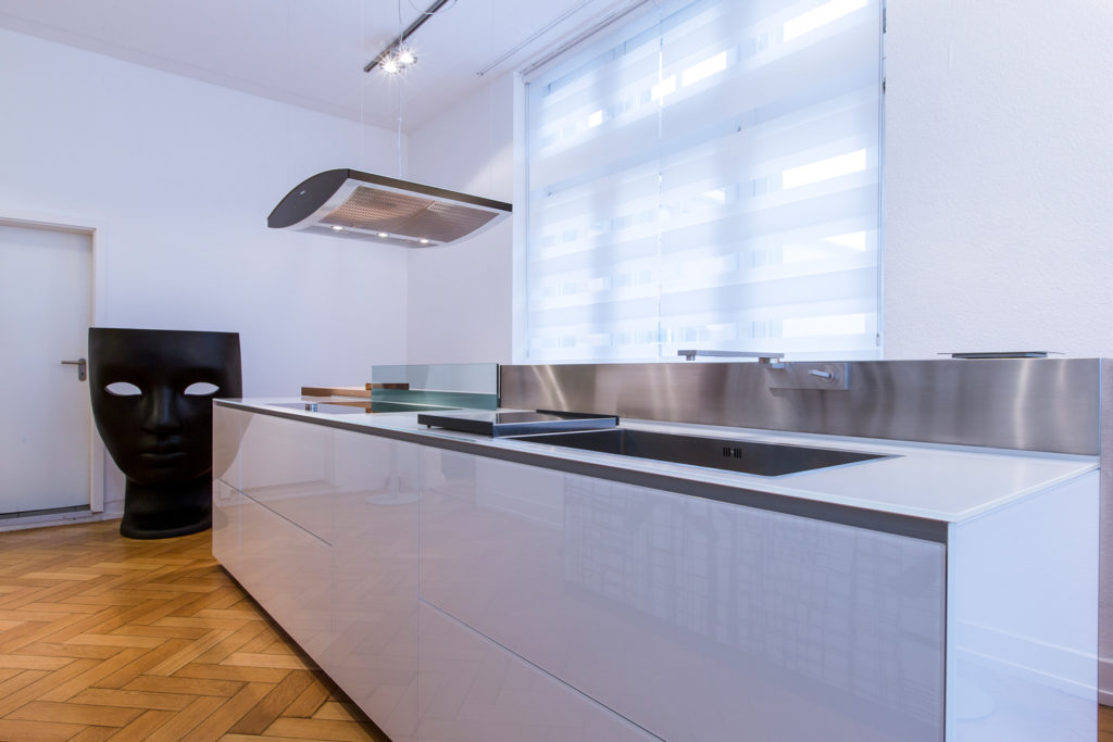 Valcucine - Miele Center Mescher